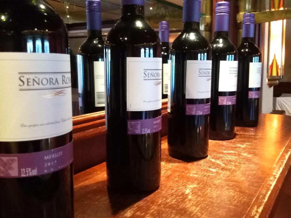 Diverse soorten wijnen
