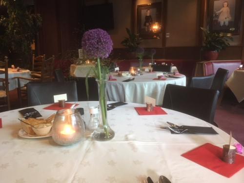 Restaurant tafel